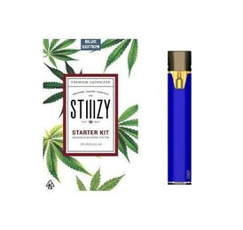 STIIIZY Starter Kit - NEW Blue Edition