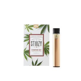 STIIIZY Starter Kit-Gold